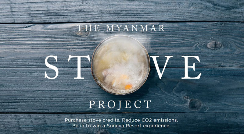 the myanmar stove project