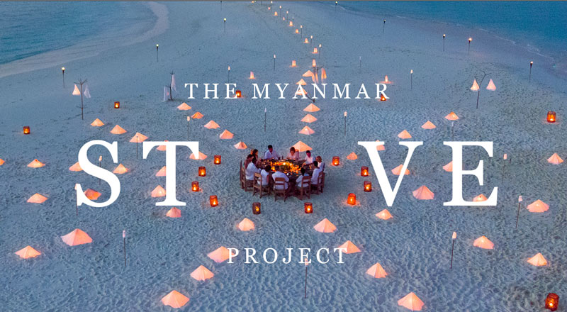 myanmar stove project